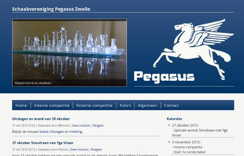 Schaakvereniging Pegasus