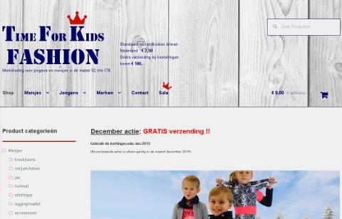 Timeforkidsfashion.nl